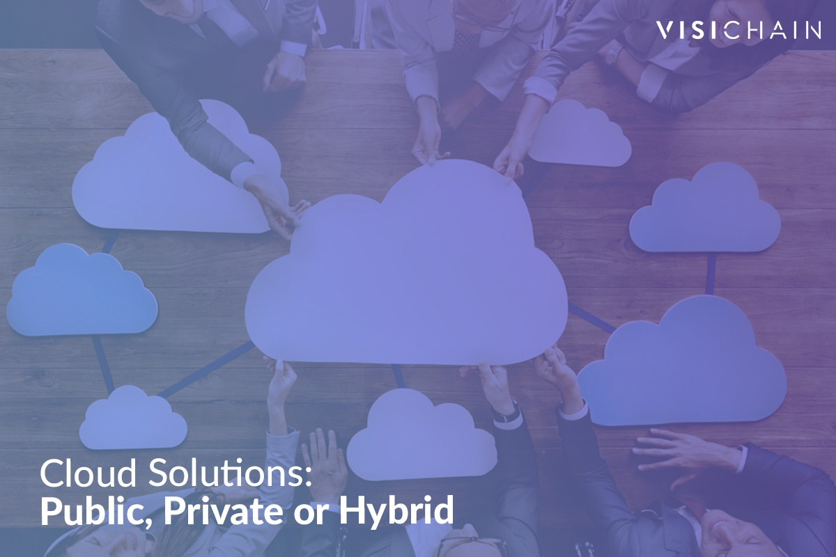 Cloud Solutions Public Private