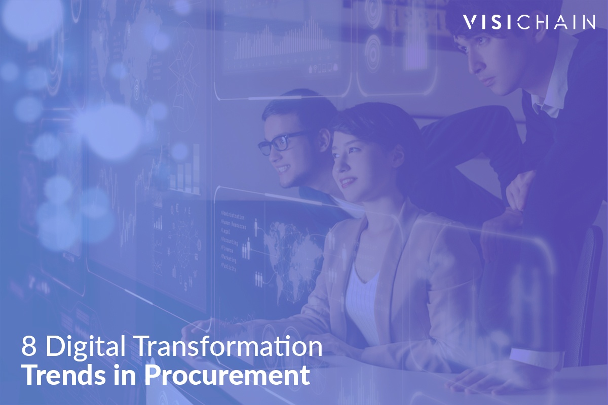 Digital Transformation Trends in Procurement the Hong Kong View