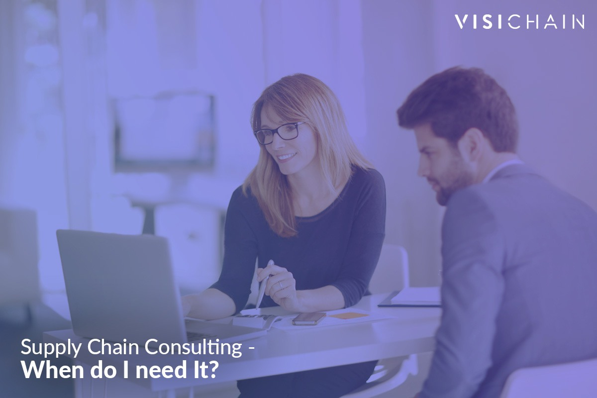 Supply Chain Consulting When Do I Need It