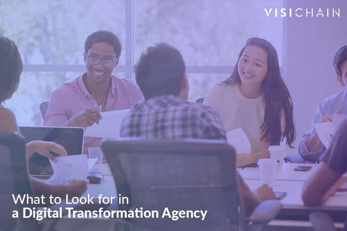 What to Look for in a Digital Transformation Agency
